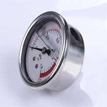 Durable Light Weight Easy To Read Clear Electric Contact Vacuum Pressure Gauges Yx-Wika