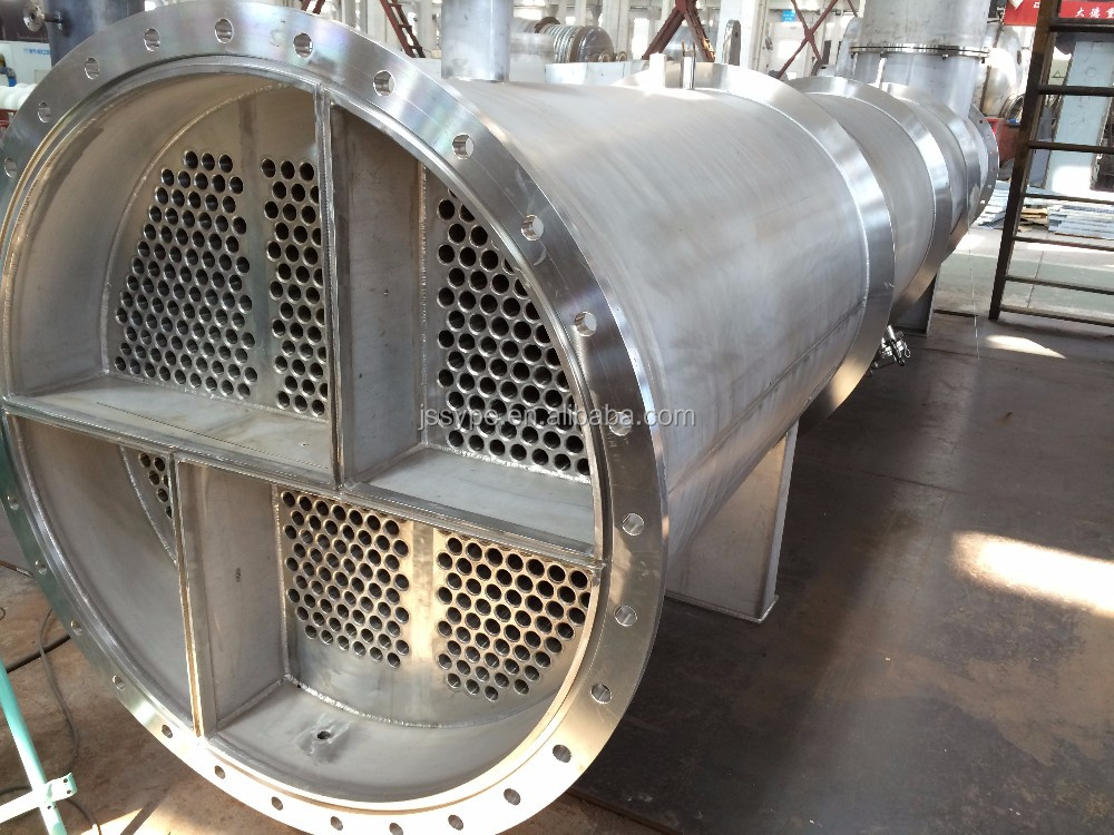 Top Best Quality Lowest Price Shell and Tube heat exchanger ASME Standard