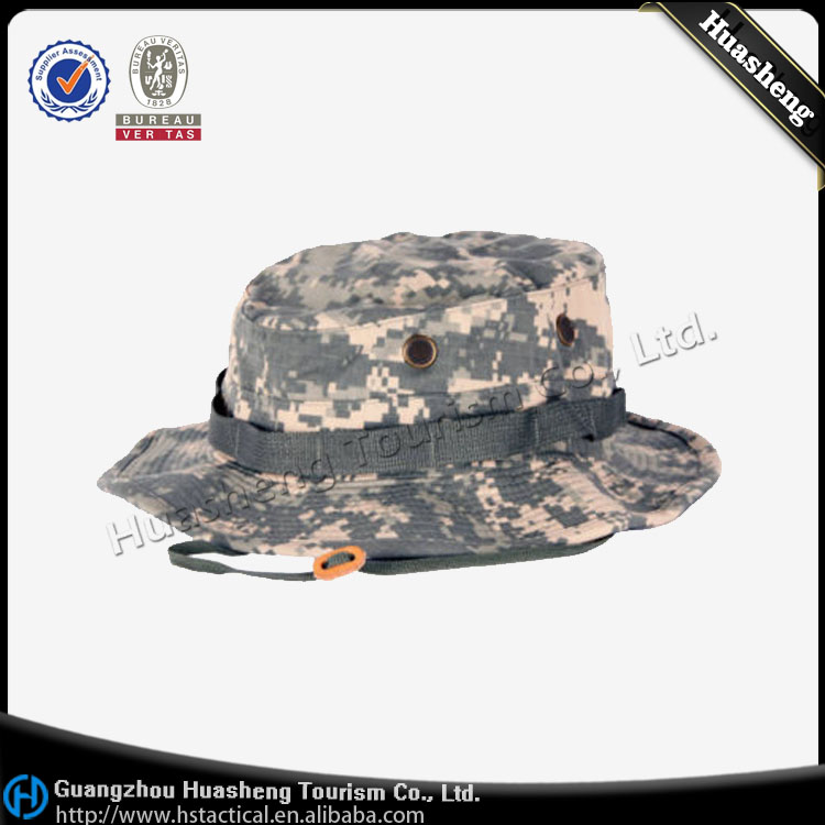 ACU Camouflage Fishing Bonnie Hat
