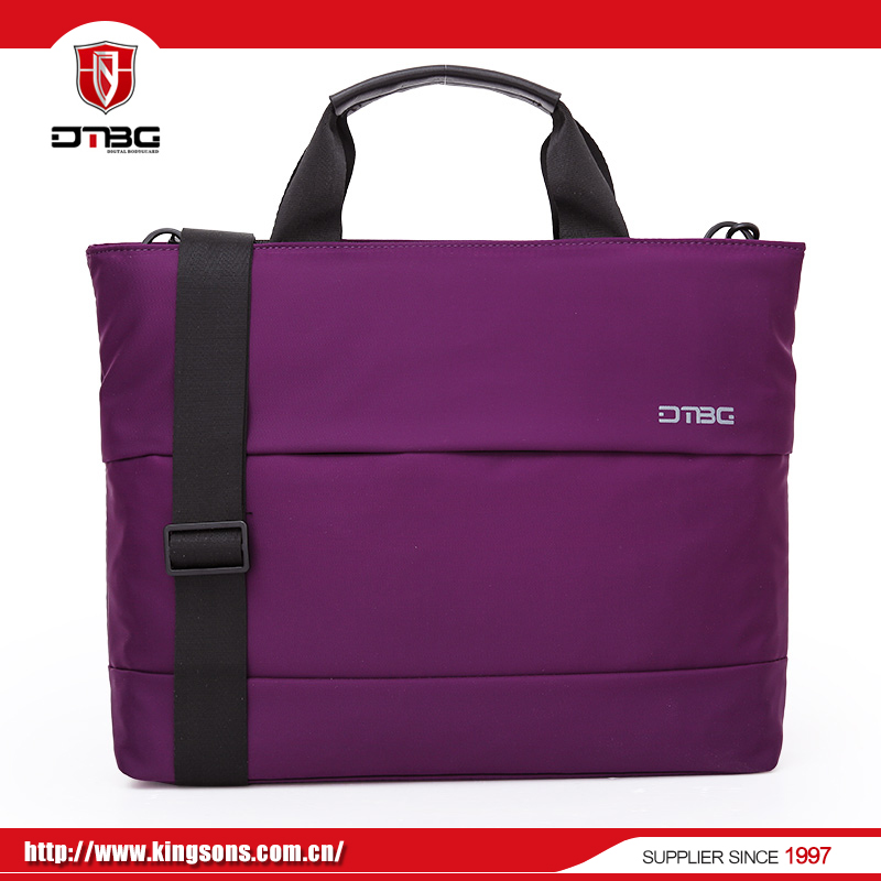 Shopping purple for teen good quality laptop bag