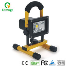 Cheap personalized rechargeable flood light magnetic feet