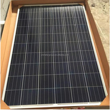 shinefar poly 260w have stock solar panel
