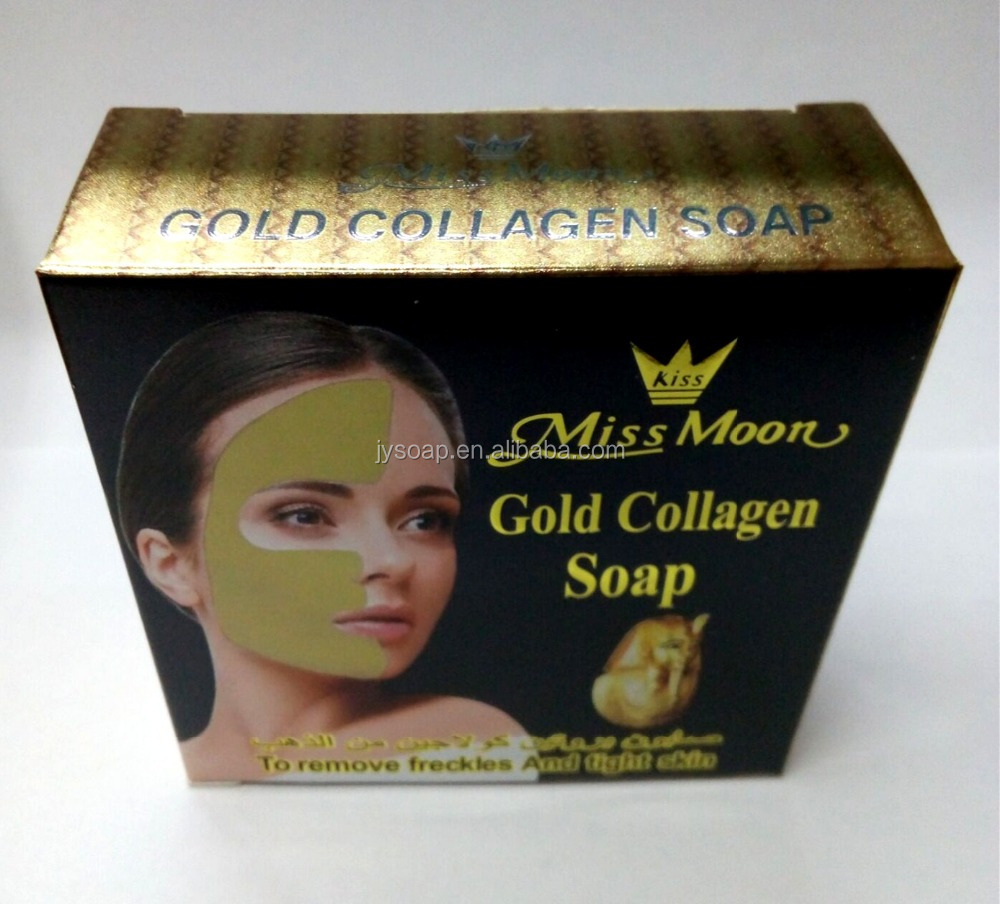 Gold Collagen Soap