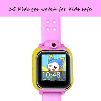 new kids gps smart watch 3g wifi location anti-lost mobile watch phone with manual