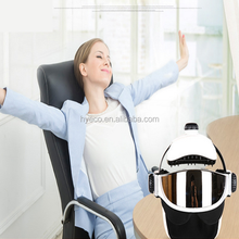 Shenzhen factory MP3 Playing automatic head massager + Eye care Massager