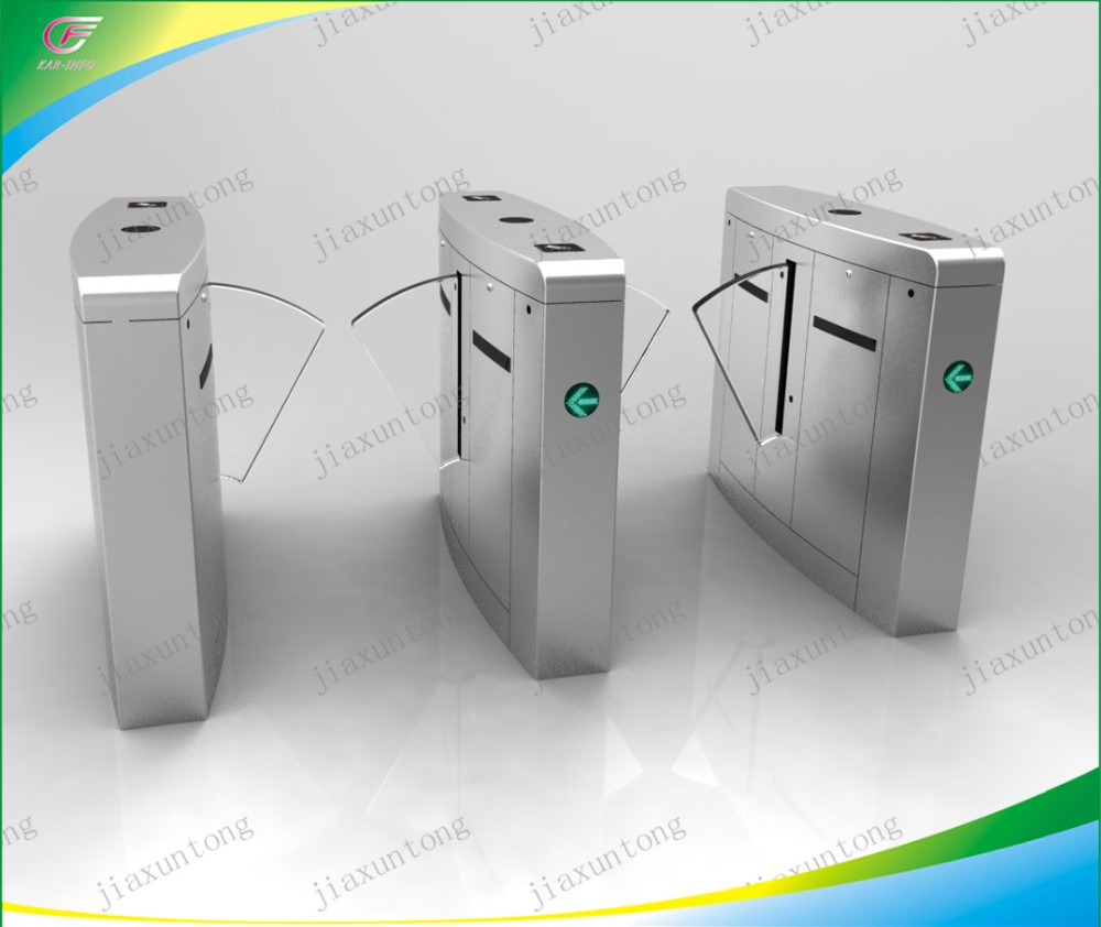 Half height prestige turnstiles