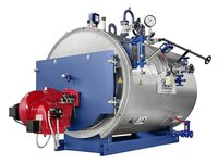 LOOS U-HD high-pressure saturated steam boiler