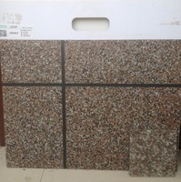 Liquid granite flakes paint