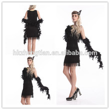 Carnival Adult Sexy Halloween costumes 1920 hotonesie kleidinstyles fancy dress