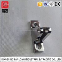 China wholesale stainless steel 90 degree Deck Hinges with quick release pin, heavy duty Deck hinges for boat Bimini top