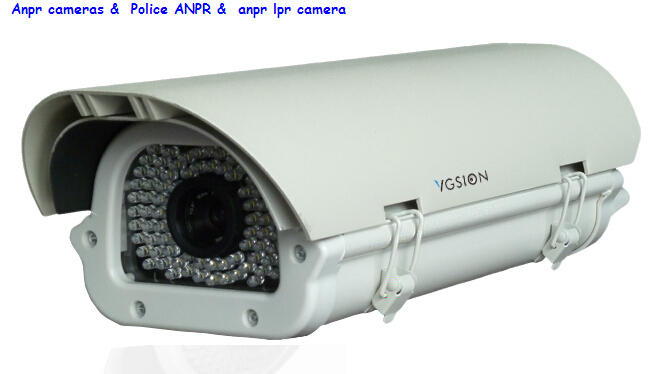 VGSION design professional SONY CMOS 1080P 2 MP infrared LPR camera for The parking lot high way