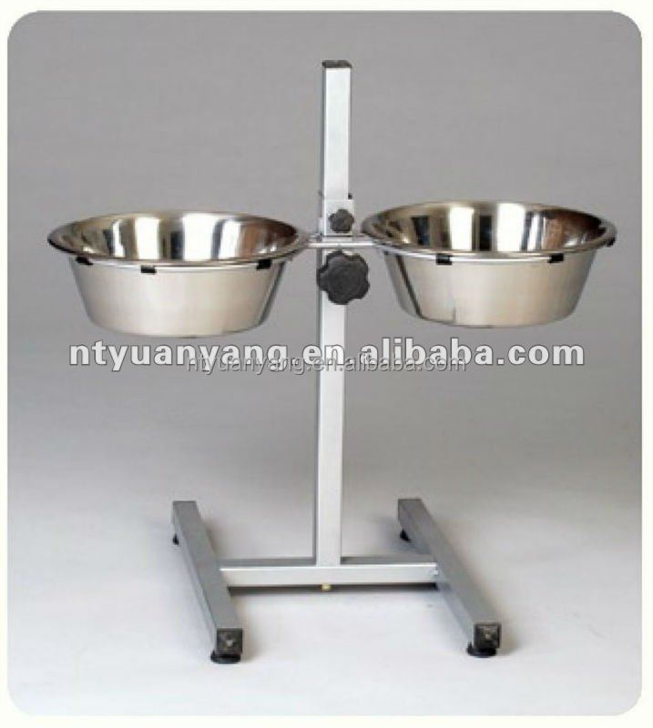 hot sale pet accessory H Dog Bowl Stand