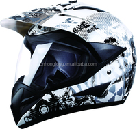 Motorcross off road helmet with ECE & DOT Homologation Approved,high quality