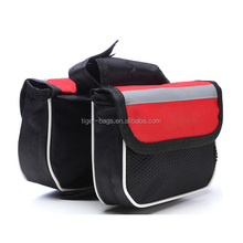 2015 New products waterproof bike bags kit top tube travel camping bicycle bag mobile phone bicycle bag