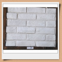 Artificial cement wall bricks
