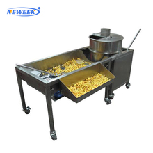 NEWEEK industrial sweet caramel popcorn making machine