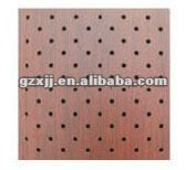 Perforated Acoustic Wood Wall Panel