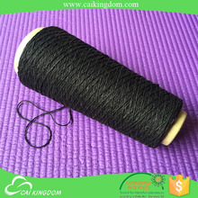 Eco friendly 12/4 low twist cotton yarn