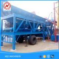 Professional manufacturer supply mobile concrete batching plant