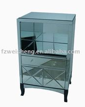 Mirrored Display Cabinet/Storage Cabinet