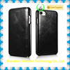 2017 new arrival flip leather case for iphone 5 with best price
