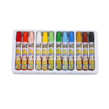 Water based various colors type of body paint/face paint crayons/stick