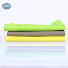 Cheapest dyed plain Lining spun fabric