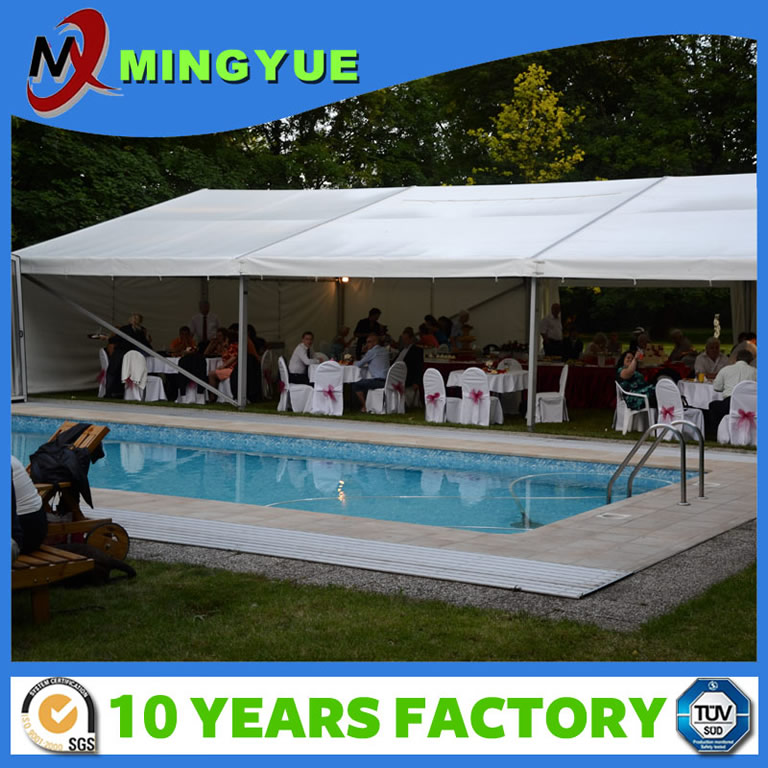 Good price 1000 Seats waterproof Marquee Air Condition Tent Heavy Duty party wedding tent for sale