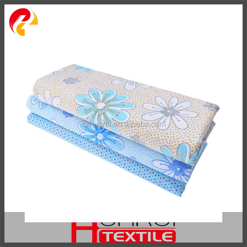 Made in China 100% Cotton Fabric Printed Fabrics for Baby