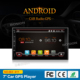 "7"" Double Din Car DVD Player GPS Navigation Android Car Multimedia System"