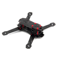 OCDAY-250 PRO Bat Warrior Full Carbon FPV Racing Frame with PDB Board Integrated