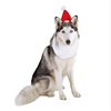 Best Selling Products Santa Hat with Beard Pet Accessory