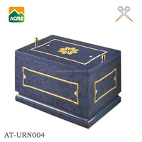 trade assurance supplier reasonable price oak wood funeral urns supplier