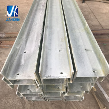Prefabricated h beam galvanized perforated steel