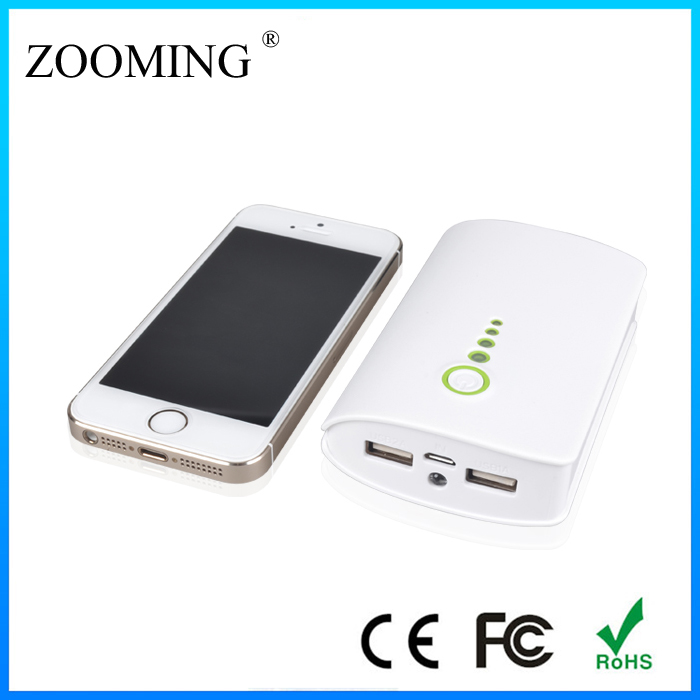 Best Quality Portable Power Bank 6600 Mah mobile power supply ultra thin power bank case for samsung galaxy s4