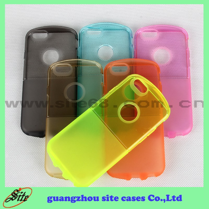 China wholesale TPU mobile <strong>phone</strong> case for iphone 6 4.7 inch with high quality