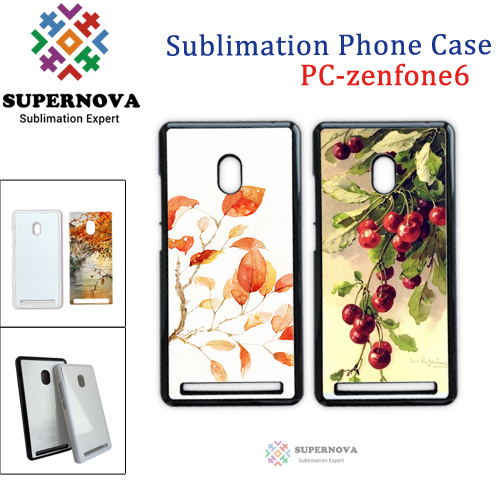 Hard Plastic 2D Mobile Phone Cover, Sublimation Case for Zenfone6