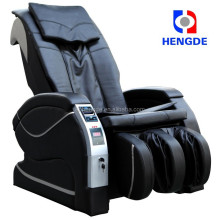 Hot sales vending body care vibration and air pressure bill operated massage chair with CIT bill acceptor