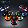 New Fashion 2.4GHz Wireless car shape Mouse 1600 DPI Optical Gaming Mouse Mice for Computer