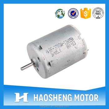 Brush dc motor RF-370