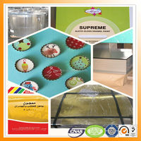 Food grade Printed and Lacquered JIS G3303 standard tinplate and TFS, metal packaging with best quality from Comat