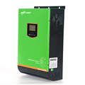 mppt solar charge controller inverter charge controller for solar system dc to ac power inverter with battery charger