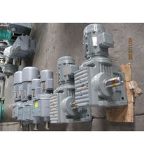 WS 90 Degree Worm Gearmotor for trowelling machine