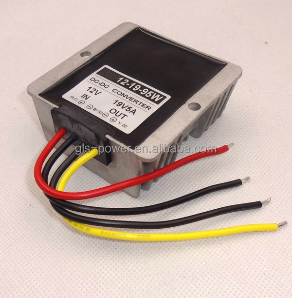 DC DC converter 12V to 19V 5A voltage converter