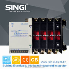 Popular China ATS by Zhejiang SINGI Electric 125A dual power automatic transfer switch