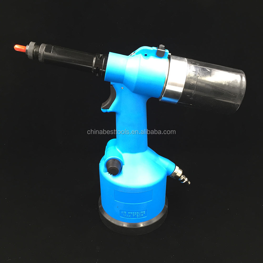 SAT0103 Top Quality Automatic Riveting Nut Gun M3-M12 Pneumatic Rivet <strong>Tools</strong>