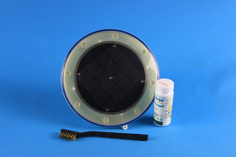 Solar powered cheap water ionizer for swimming pool buy - Swimming pool ionizer ...
