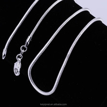 Decorative Stainless steel /brass Snake chain Round snake chain