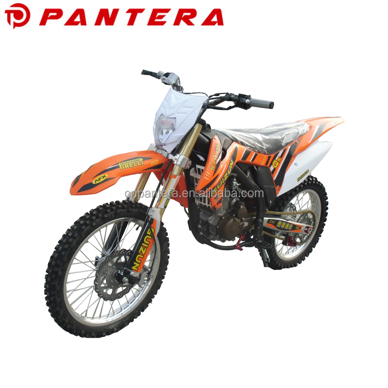 New Hot-selling Fashion Gas Powered 250cc Motorcycle Chinese Dirt Bike