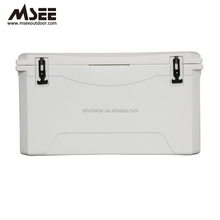90L 110L Rotomolding Ice Cooler Box For Car Ice Chest And Camping Cooler,Roto Molded Coolers